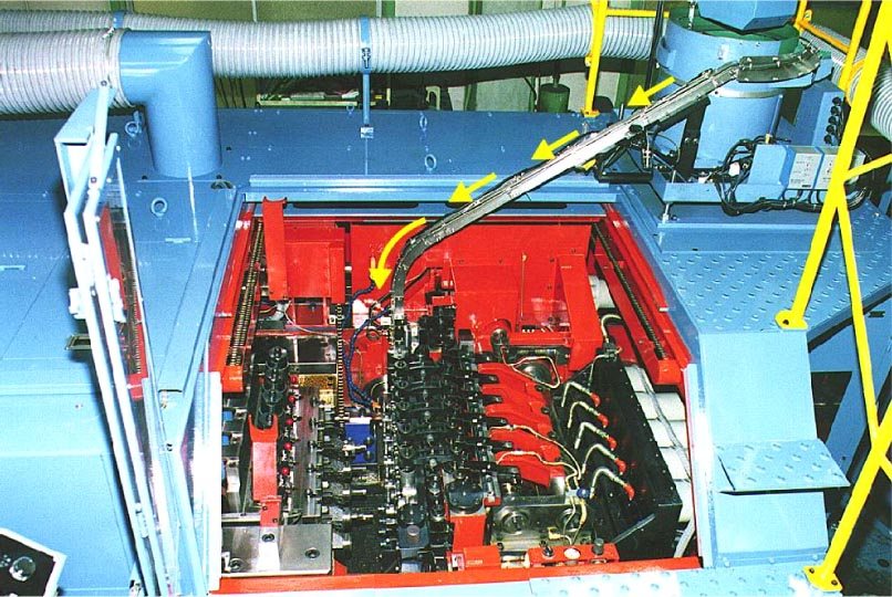 te02-04スラグフィードシステム